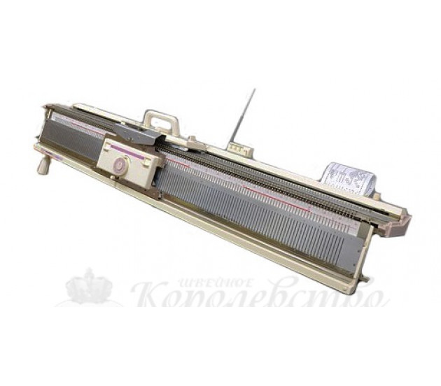 Двухфонтурная вязальная машина Hobby KH860-272/KR838-272