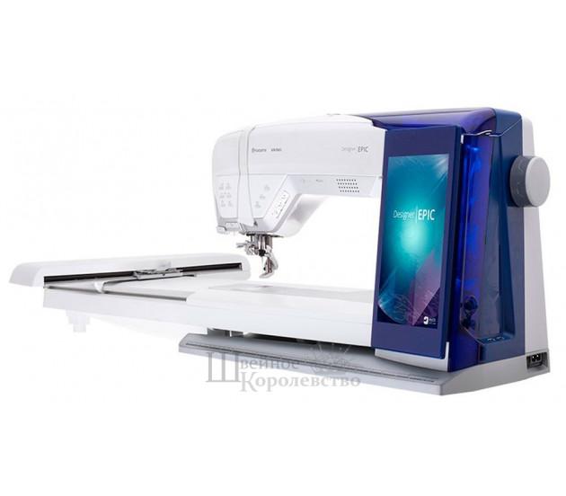 Купить Швейно-вышивальная машина Husqvarna Designer Epic Цена 549000 руб. в Москве