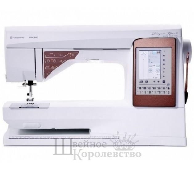 Купить Швейно-вышивальная машина Husqvarna Designer Topaz 50 Цена 199900 руб. в Москве