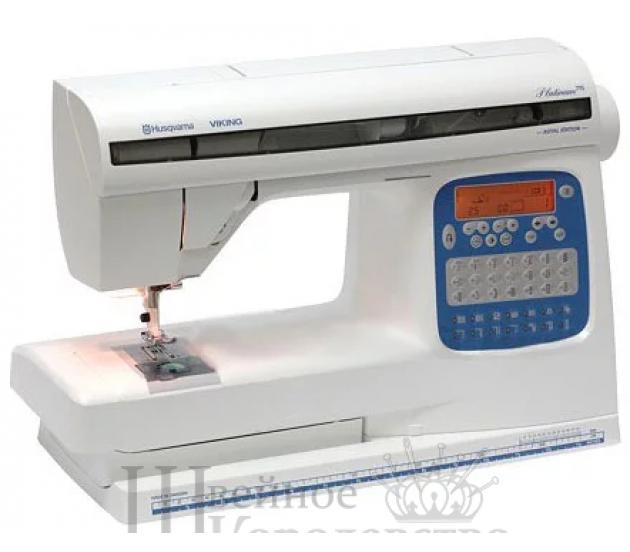Швейная машина Husqvarna Platinum 715 (ES)