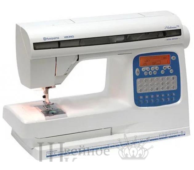 Швейная машина Husqvarna Platinum 735 (ES)