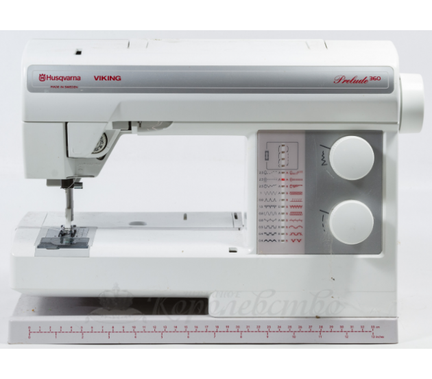 Купить Швейная машина Husqvarna Prelude 360 Цена 13050 руб. в Москве