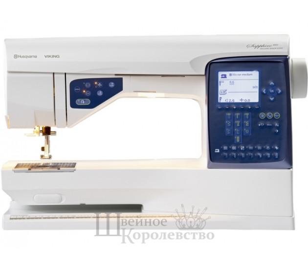 Швейная машина Husqvarna Sapphire 850 (ES)