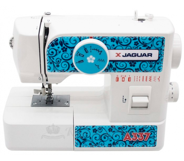 Швейная машина Jaguar A-337 (ВЭ)
