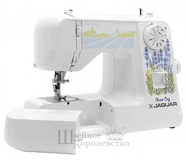 Купить Швейная машина Jaguar Green City Цена 10590 руб. в Москве