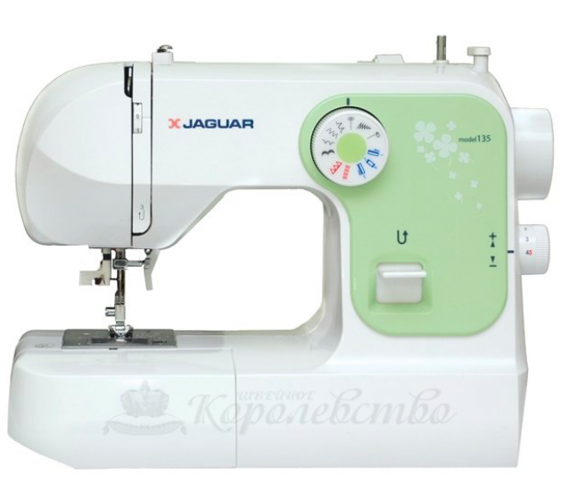 Швейная машина Jaguar 135 (ES)