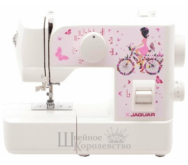 Швейная машина Jaguar 242