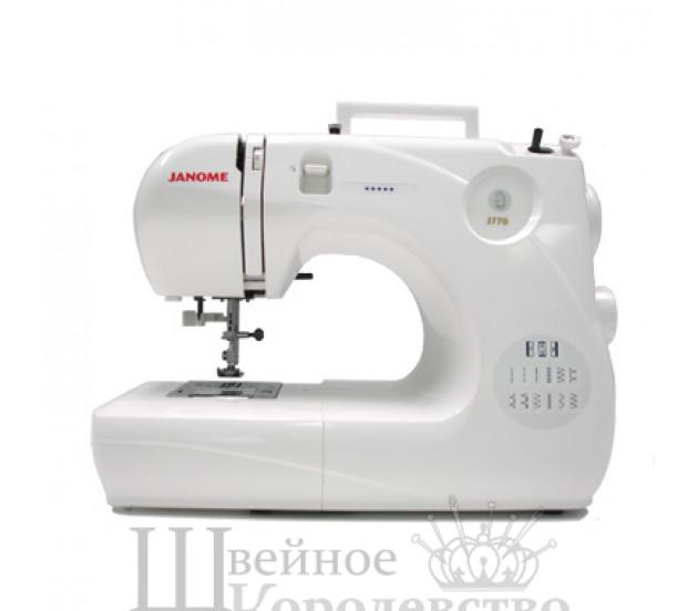 Швейная машина Janome J 770