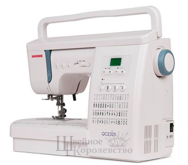 Купить Швейная машина Janome QC 2325  Цена 25440 руб. в Москве