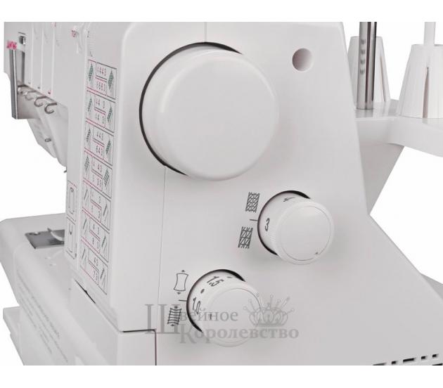Купить Распошивальная машина Janome Cover Pro D Max Цена 39990 руб. в Москве