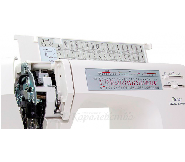 Купить Швейная машина Janome Decor Excel 5024 Цена 29900 руб. в Москве