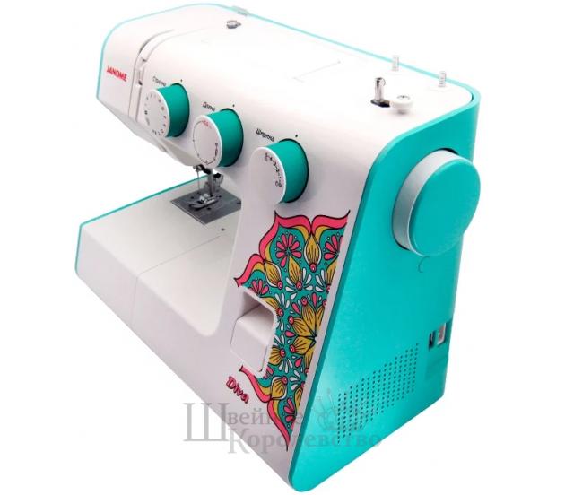 Купить Швейная машина Janome Diva Цена 7990 руб. в Москве