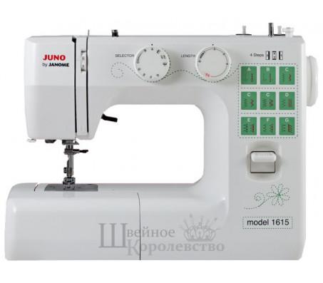 Купить Швейная машина Janome Juno 1615  Цена 5500 руб. в Москве