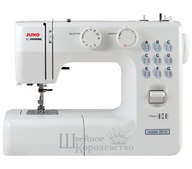 Швейная машина Janome Juno 2015