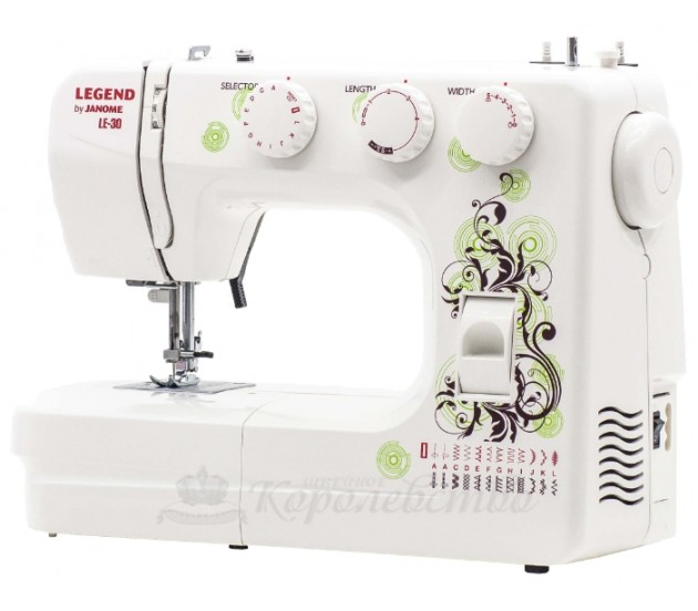 Швейная машина Janome Legend LE-30