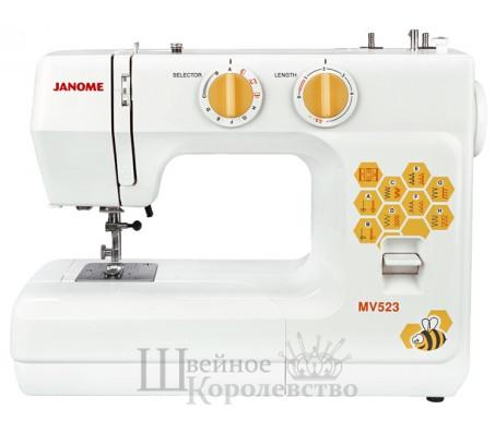 Купить Швейная машина Janome MV 523  Цена 11500 руб. в Москве