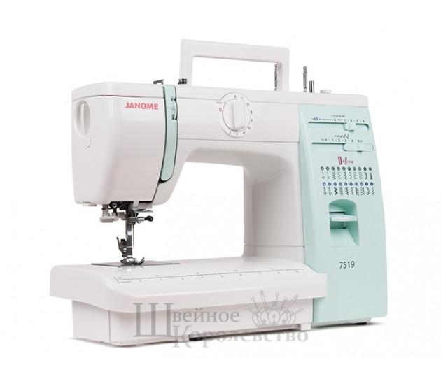 Купить Швейная машина Janome 7519 Цена 17750 руб. в Москве