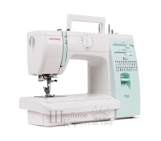 Купить Швейная машина Janome 7522 Цена 18790 руб. в Москве