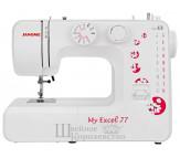 Швейная машина Janome My Excel 77/MX 77