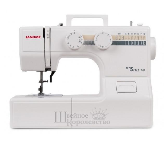 Швейная машина Janome My Style 100 (MS 100)