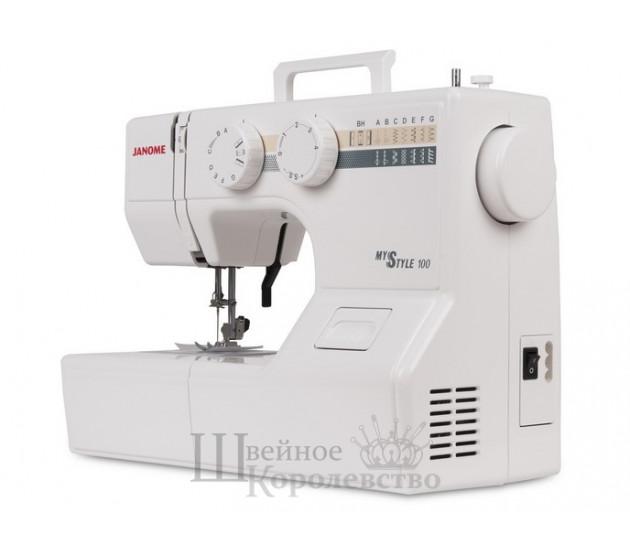 Купить Швейная машина Janome My Style 100 (MS 100) Цена 4611 руб. в Москве