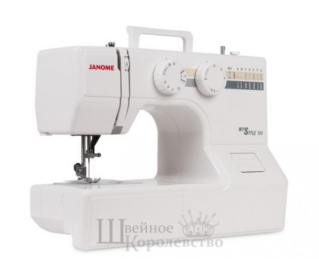 Купить Швейная машина Janome My Style 100 (MS 100) Цена 4978 руб. в Москве