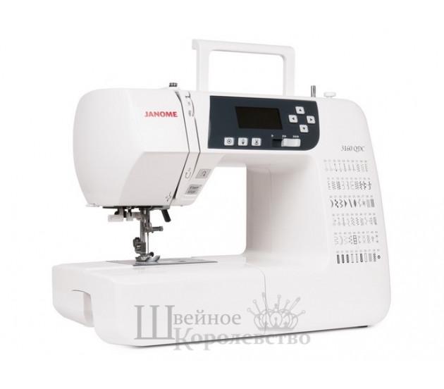 Купить Швейная машина Janome 3160 QDC Цена 13484 руб. в Москве
