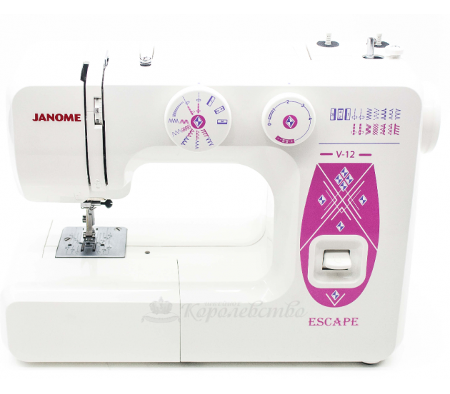 Купить Швейная машина Janome Escape V-12 Цена 10990 руб. в Москве
