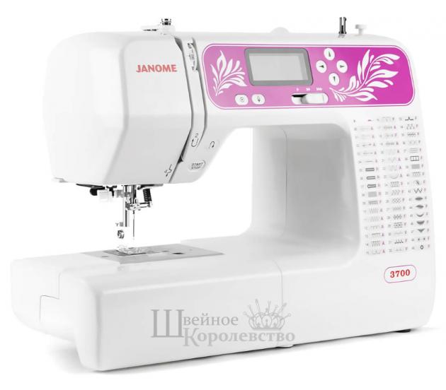 Купить Швейная машина Janome 3700 Цена 23990 руб. в Москве