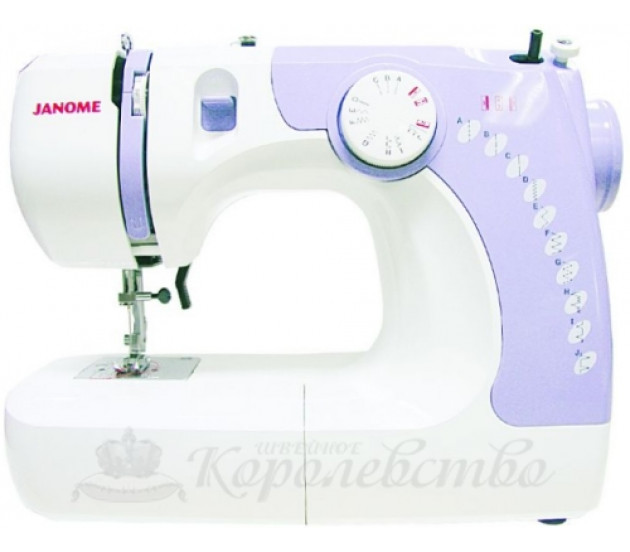 Швейная машина Janome 639X
