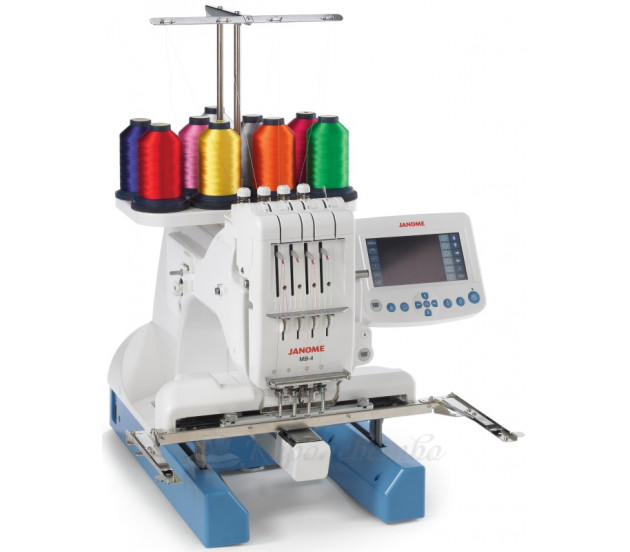 Вышивальная машина Janome MB 4