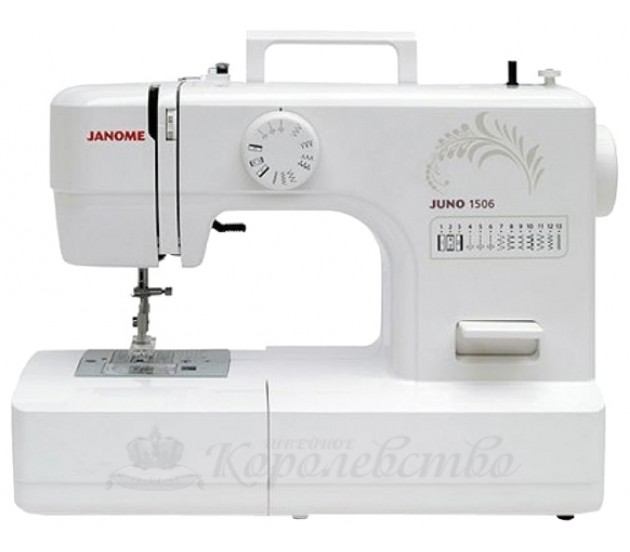 Швейная машина Janome Juno 1506 / 2206