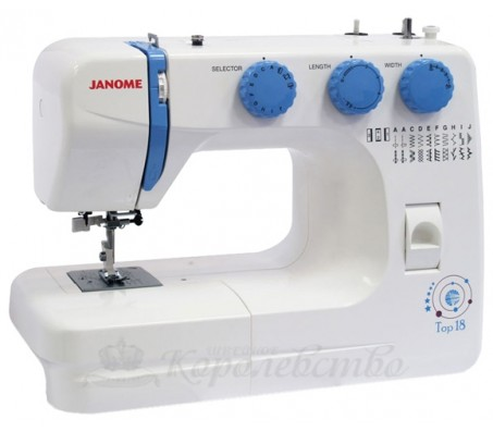 Купить Швейная машина Janome TOP 18  Цена 13080 руб. в Москве