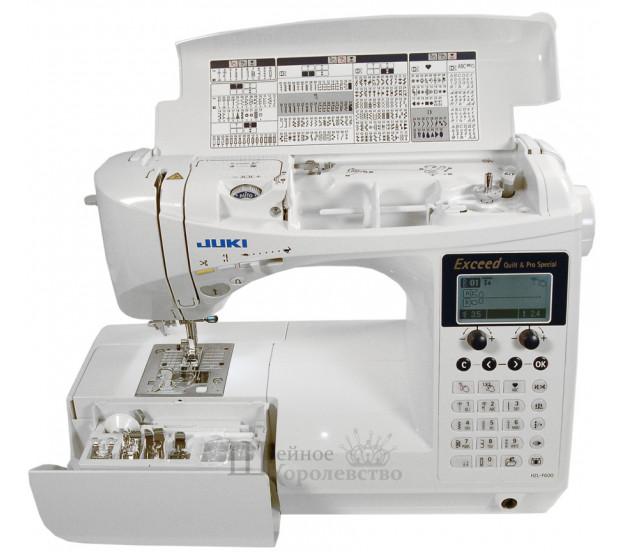 Купить Швейная машина Juki HZL F600 Цена 34344 руб. в Москве
