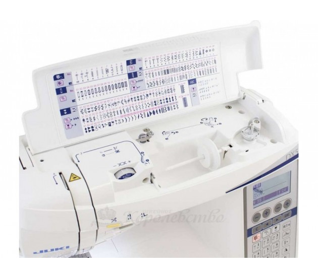 Купить Швейная машина Juki HZL-DX5 Цена 69900 руб. в Москве