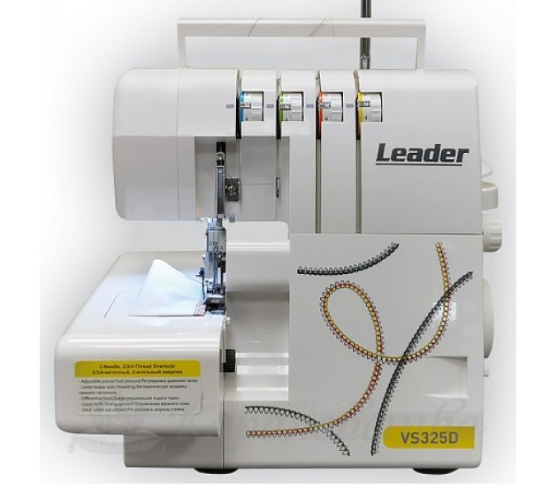 Оверлок Leader VS 325D