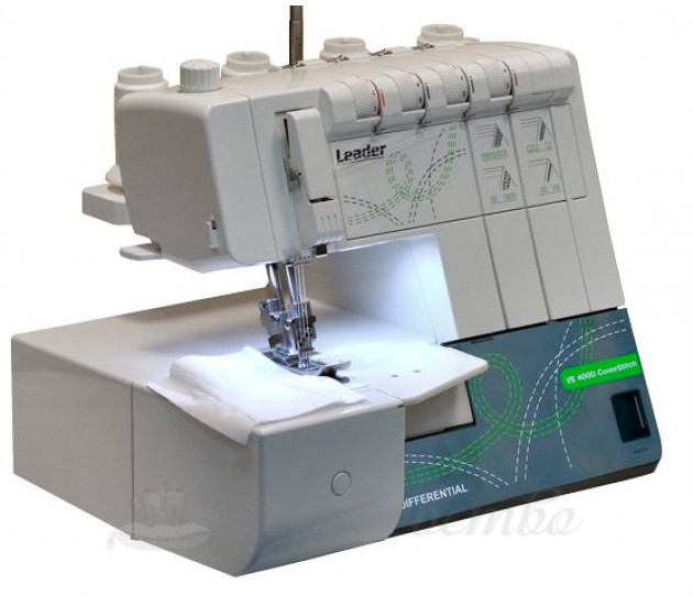 Купить Распошивальная машина Leader VS 400D Cover Stitch Цена 26990 руб. в Москве