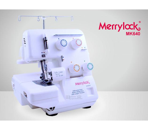 Оверлок Merrylock 640DS