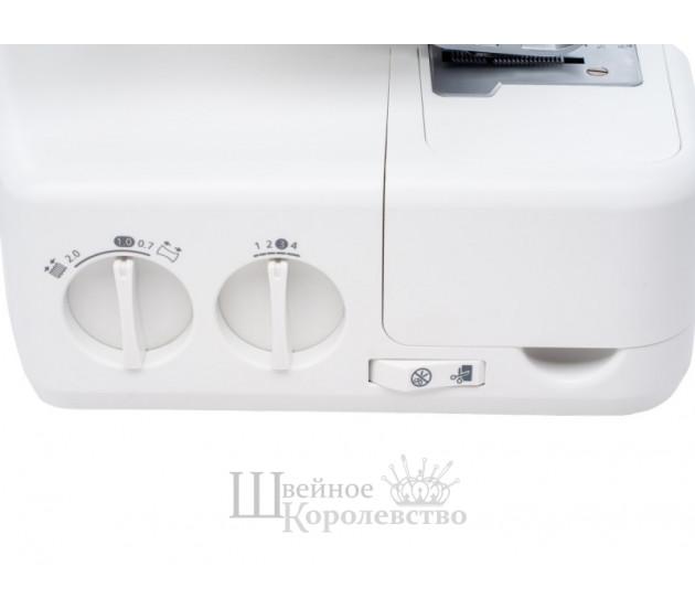 Купить Оверлок Necchi 4455D Цена 16224 руб. в Москве