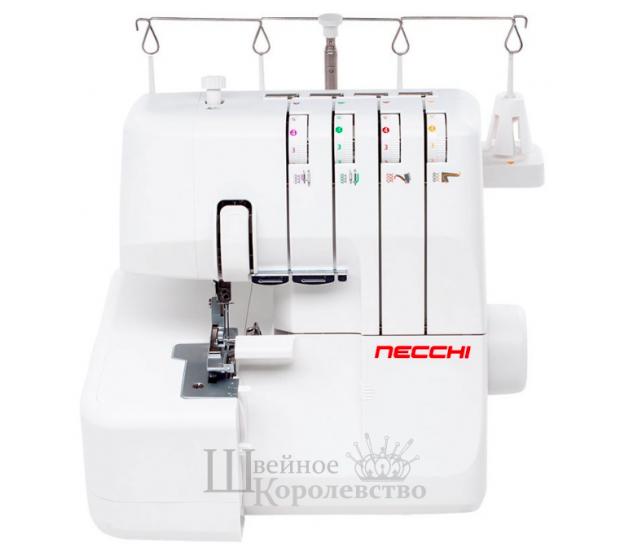 Купить Оверлок Necchi L234A Цена 19990 руб. в Москве