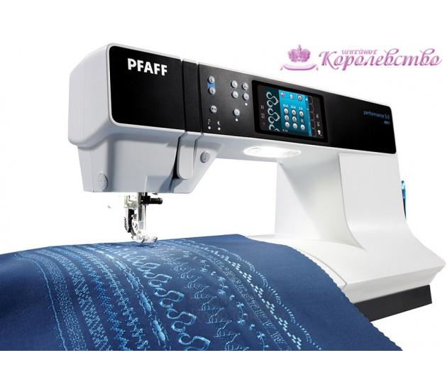 Купить Швейная машина Pfaff Performance 5.0 Цена 129900 руб. в Москве