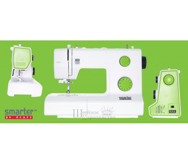 Купить Швейная машина Pfaff Smarter 140S Цена 20690 руб. в Москве