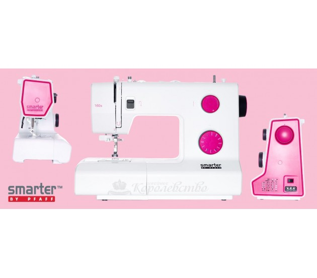 Купить Швейная машина Pfaff Smarter 160s Цена 17590 руб. в Москве