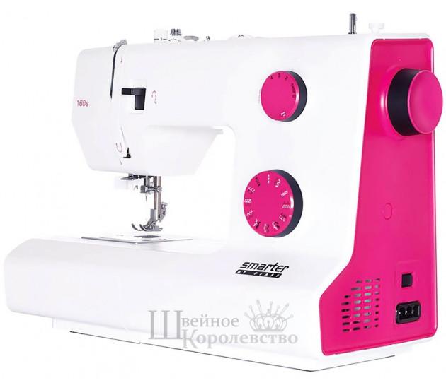 Купить Швейная машина Pfaff Smarter 160S Цена 26900 руб. в Москве