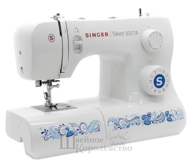 Купить Швейная машина Singer Talent 3327A Цена 7581 руб. в Москве