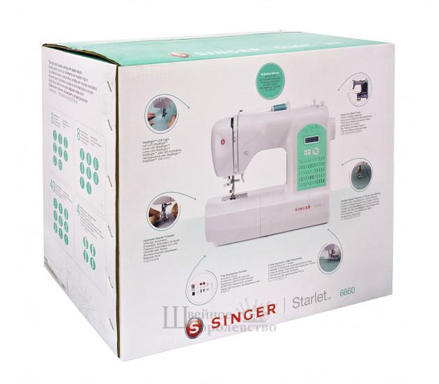 Купить Швейная машина Singer Starlet 6660 Цена 8801 руб. в Москве