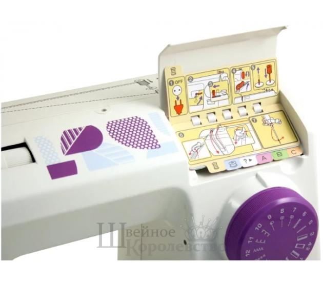 Купить Швейная машина TOYOTA ECO17CP Цена 12750 руб. в Москве