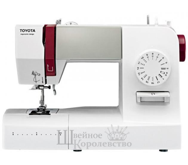 Швейная машина Toyota ERGO17D