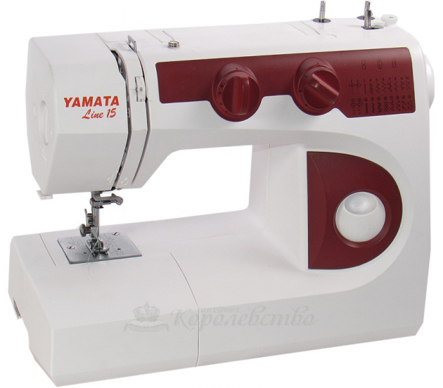 Швейная машина Yamata Line 15