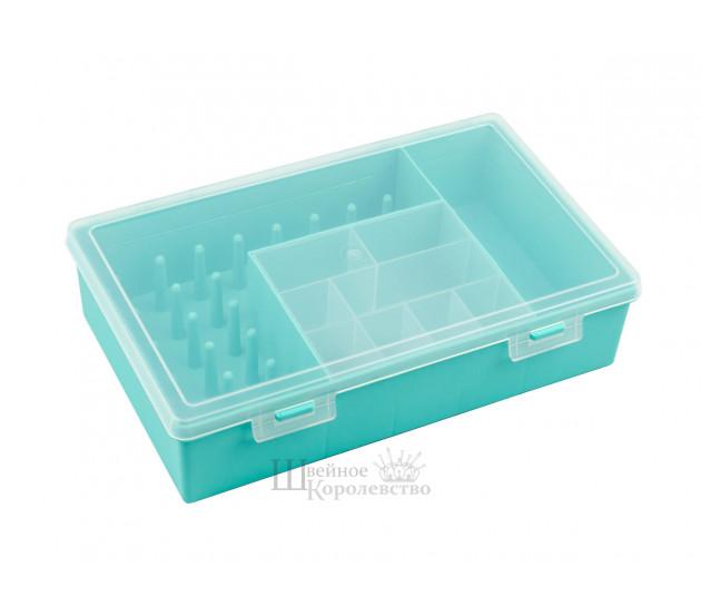 Коробка для мелочей 6 (бирюзовая)